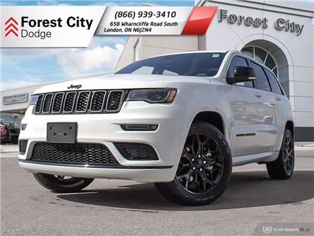 2021 Jeep Grand Cherokee Limited (Stk: 21-7016) in London - Image 1 of 35