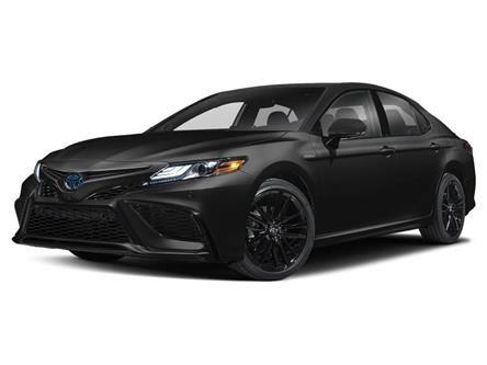 2021 Toyota Camry Hybrid XLE (Stk: 21307) in Ancaster - Image 1 of 3