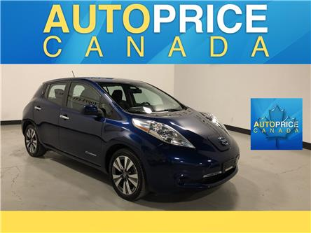 2016 Nissan LEAF SV (Stk: W2962) in Mississauga - Image 1 of 29