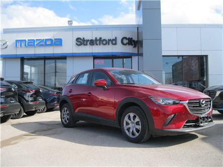 2021 Mazda CX-3 GX (Stk: 21027) in Stratford - Image 1 of 13