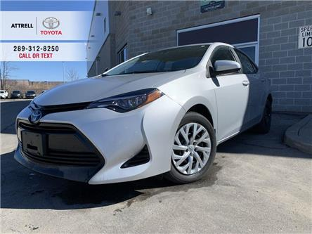 2017 Toyota Corolla LE KEYLESS, BLUETOOTH, HEATED SEATS, TOYOTA SAFETY (Stk: 47095A) in Brampton - Image 1 of 23