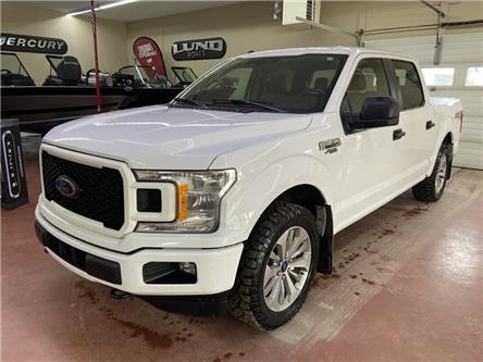 2018 Ford F-150 XL (Stk: U21-10A) in Nipawin - Image 1 of 19