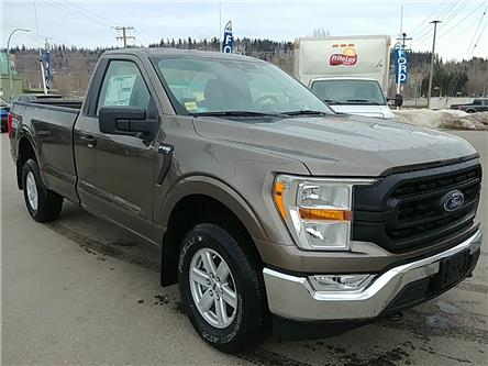 2021 Ford F-150 XL (Stk: 21T025) in Quesnel - Image 1 of 13