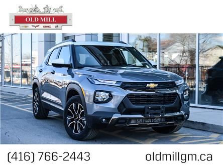 2021 Chevrolet TrailBlazer ACTIV (Stk: MB066757) in Toronto - Image 1 of 23