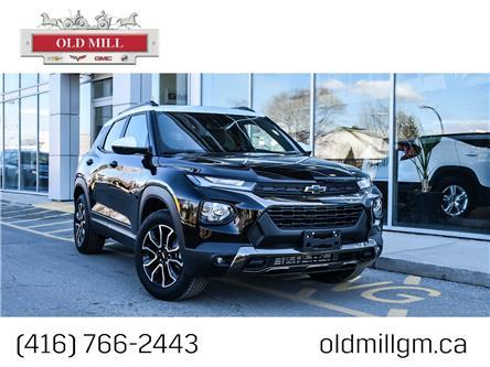 2021 Chevrolet TrailBlazer ACTIV (Stk: MB088538) in Toronto - Image 1 of 25