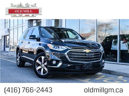 2021 Chevrolet Traverse LT True North (Stk: MJ126217) in Toronto - Image 1 of 24