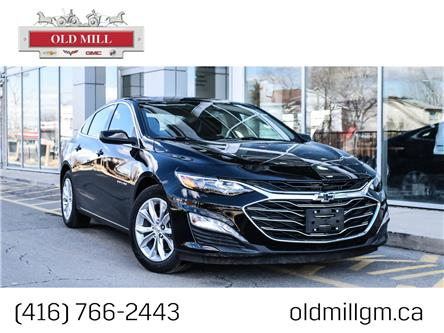 2021 Chevrolet Malibu LT (Stk: MF049560) in Toronto - Image 1 of 23