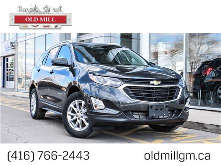 2021 Chevrolet Equinox LT (Stk: M6143498) in Toronto - Image 1 of 23