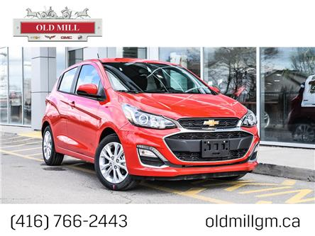 2021 Chevrolet Spark 1LT CVT (Stk: MC738210) in Toronto - Image 1 of 17