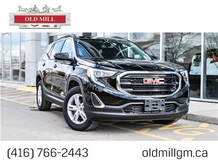 2021 GMC Terrain SLE (Stk: ML350255) in Toronto - Image 1 of 24