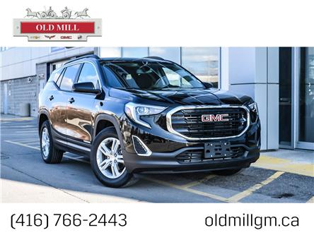 2021 GMC Terrain SLE (Stk: ML350236) in Toronto - Image 1 of 22