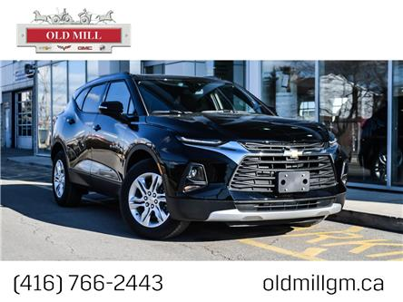 2021 Chevrolet Blazer True North (Stk: MS543389) in Toronto - Image 1 of 24