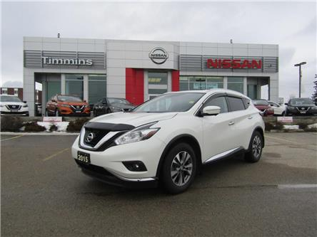 2015 Nissan Murano  (Stk: M183A) in Timmins - Image 1 of 17