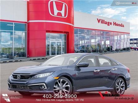 2019 Honda Civic Touring (Stk: SL0259A) in Calgary - Image 1 of 27