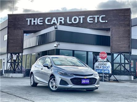 2019 Chevrolet Cruze LT (Stk: 21049) in Sudbury - Image 1 of 25