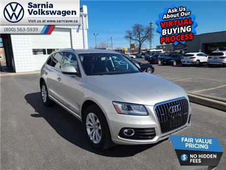 2015 Audi Q5 2.0T Progressiv (Stk: SVW655) in Sarnia - Image 1 of 22