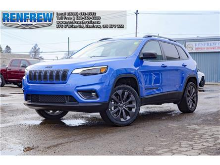 2021 Jeep Cherokee North (Stk: M012) in Renfrew - Image 1 of 35