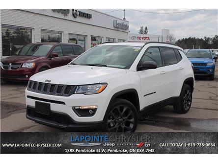 2021 Jeep Compass North (Stk: 21037) in Pembroke - Image 1 of 30