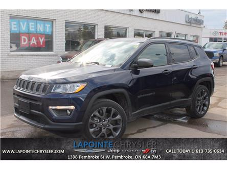 2021 Jeep Compass North (Stk: 21034) in Pembroke - Image 1 of 30
