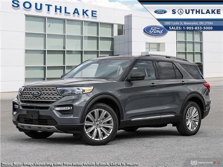 2021 Ford Explorer Limited (Stk: 31392) in Newmarket - Image 1 of 23