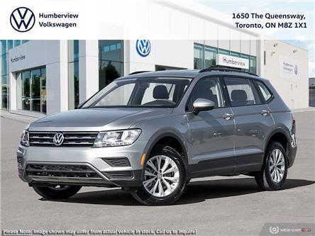 2021 Volkswagen Tiguan Trendline (Stk: 98254) in Toronto - Image 1 of 23