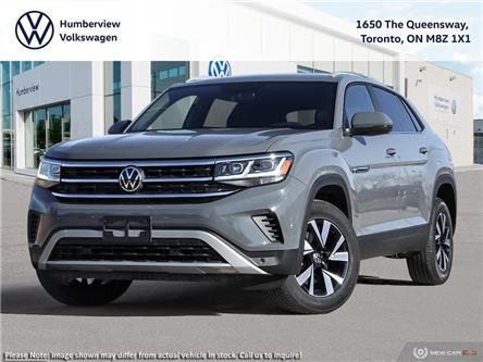 2021 Volkswagen Atlas Cross Sport 3.6 FSI Comfortline (Stk: 98271) in Toronto - Image 1 of 23
