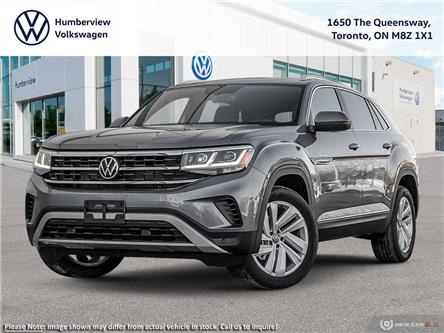 2021 Volkswagen Atlas Cross Sport 3.6 FSI Highline (Stk: 98304) in Toronto - Image 1 of 23