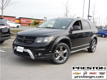 2015 Dodge Journey Crossroad (Stk: 1203111) in Langley City - Image 1 of 29