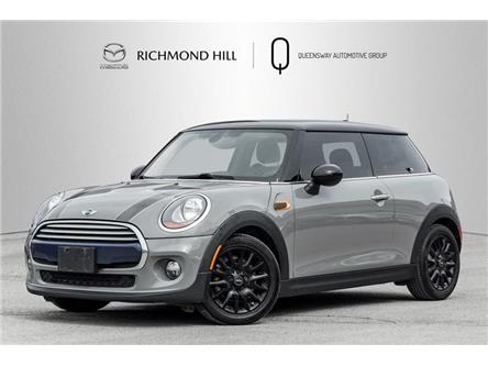 2015 MINI 3 Door Cooper (Stk: 21-198AA) in Richmond Hill - Image 1 of 19