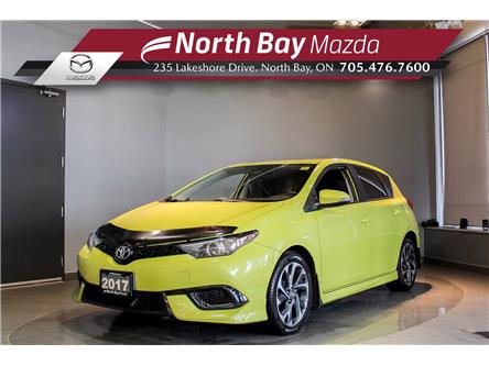 2017 Toyota Corolla iM Base (Stk: U6751A) in North Bay - Image 1 of 22