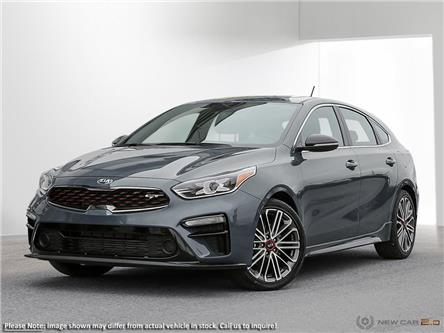2021 Kia Forte5 GT (Stk: D21158) in Waterloo - Image 1 of 26
