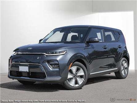 2021 Kia Soul EV EV Limited (Stk: 21030) in Waterloo - Image 1 of 26