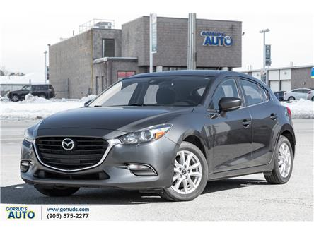 2017 Mazda Mazda3 Sport GS (Stk: 143979) in Milton - Image 1 of 20