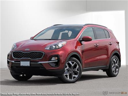 2020 Kia Sportage EX (Stk: D20521) in Kitchener - Image 1 of 25