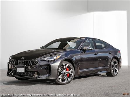 2021 Kia Stinger  (Stk: 21154) in Kitchener - Image 1 of 25