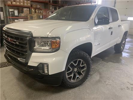 2021 GMC Canyon AT4 w/Leather (Stk: M1214880) in Cranbrook - Image 1 of 21