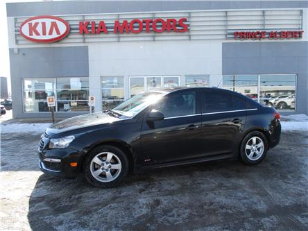 2015 Chevrolet Cruze 1LT (Stk: 41067A) in Prince Albert - Image 1 of 18