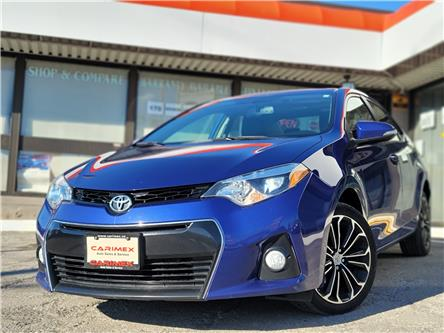 2016 Toyota Corolla S (Stk: 2103049) in Waterloo - Image 1 of 23
