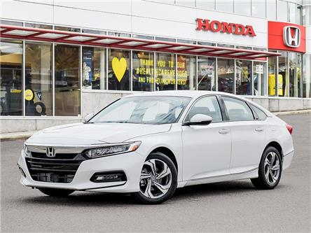 2021 Honda Accord EX-L 1.5T (Stk: 6M07650) in Vancouver - Image 1 of 22