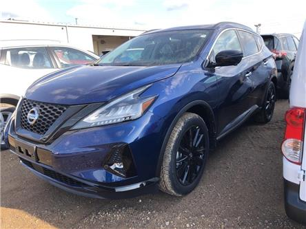 2021 Nissan Murano Midnight Edition (Stk: Y0096) in Cambridge - Image 1 of 6