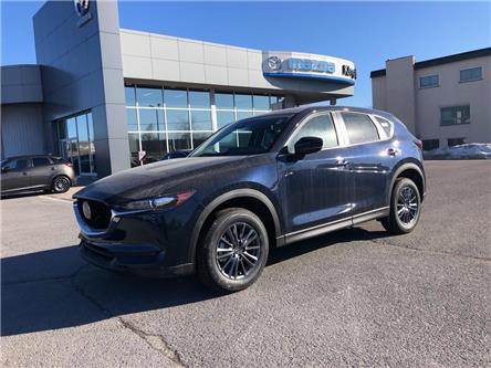 2021 Mazda CX-5 GS (Stk: 21T051) in Kingston - Image 1 of 15