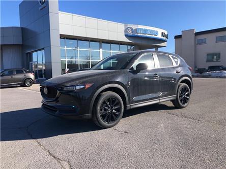 2021 Mazda CX-5 Kuro Edition (Stk: 21T055) in Kingston - Image 1 of 16