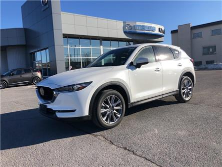 2021 Mazda CX-5 GT w/Turbo (Stk: 21T063) in Kingston - Image 1 of 16