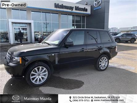 2012 Land Rover Range Rover Supercharged (Stk: M21151A) in Saskatoon - Image 1 of 17