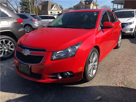 2014 Chevrolet Cruze 2LT (Stk: 10800) in Belmont - Image 1 of 21