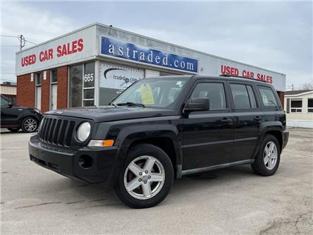 2010 Jeep Patriot Sport/North (Stk: A3050515A) in Hamilton - Image 1 of 15