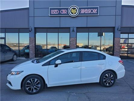 2013 Honda Civic EX (Stk: UC4099) in Thunder Bay - Image 1 of 17