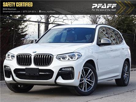 2018 BMW X3 M40i (Stk: O13990) in Markham - Image 1 of 25