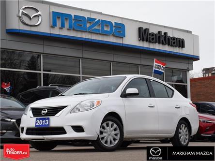 2013 Nissan Versa  (Stk: N210336C) in Markham - Image 1 of 21