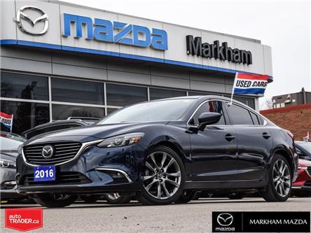 2016 Mazda MAZDA6 GT (Stk: P2053) in Markham - Image 1 of 30